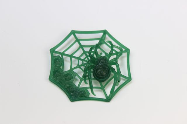 蜘蛛・蜘蛛の巣原型
